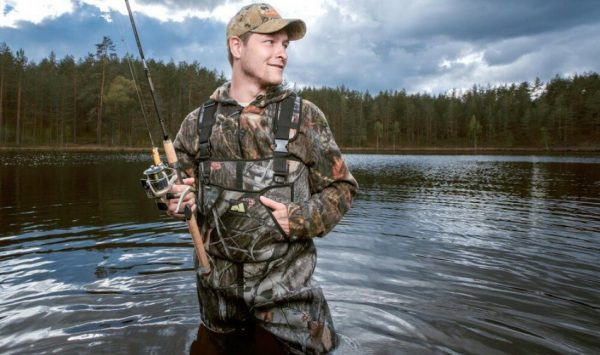 Качественная одежда для рыбалки