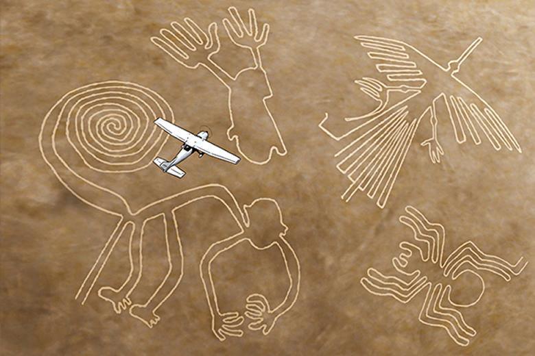 Линии Наска – загадка древних цивилизаций